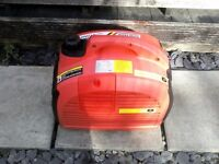 KT2000 Generator 2 stroke and lock too
