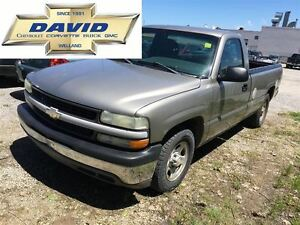 2002 Chevrolet Silverado 1500 1SA REG LONG 2WD AS IS!!!