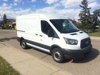2015 Ford Transit Full Size HIGH ROOF EXT. ECOBOOST