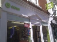 Volunteers urgently needed! Oxfam Books & Music, Clifton Village - Bristol BS8