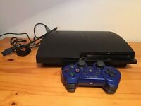 PlayStation 3 with Games & Controller