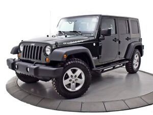 2010 Jeep WRANGLER UNLIMITED Rubicon 2 TOITS A/C