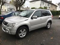 Suzuki Grand Vitara, low mileage, 4WD