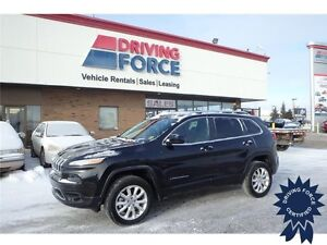 2015 Jeep Cherokee Limited, 3.2L V6, Backup Camera, Remote Start