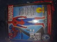 Spiderman costume adult size medium