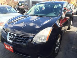 2008 Nissan Rogue S--CERTIFIED--EASY GUARANTEED LOAN APPROVALS
