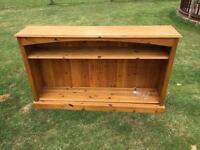 Pine Bookshelf - USED