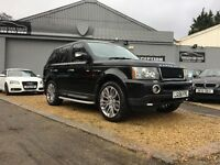 2006 56 Range Rover sport hse 2.7 , facelift features .... autobiography extras ...... px welcome
