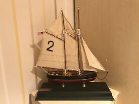 Model of the 1868 New York Pilot Boat (phantom)
