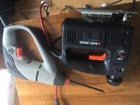 Black & Decker power driver and jigsaw
