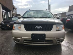 2005 Ford Freestyle LIMITED AWD WITH LEATHER & SUNROOF Oakville / Halton Region Toronto (GTA) image 7
