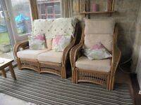 Quality Cane conservatory Furniture