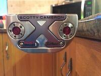 Titleist Scotty Cameron 2016 Select Newport M1 Putter