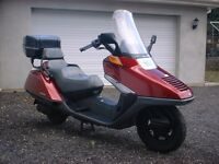 Honda CN 250, Helix Scooter