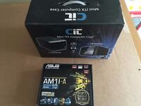 CiT Mini ITX Case with Asus Motherboard