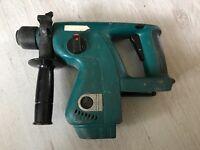 Makita bhr200 24v hammer drill