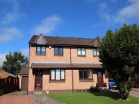 Three bedroom semi detached villa in East Kilbride