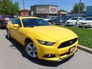 2015 Ford Mustang ECO-BOOST - ONLY 5,000KM'S!!!