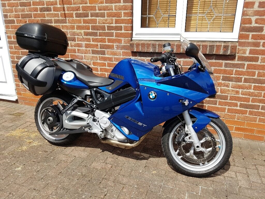 2008 bmw f800st abs sport touring motorcycle very clean f 800 st f800 in brough. Black Bedroom Furniture Sets. Home Design Ideas