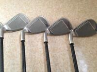 REDUCED FOR QUICK SALE: Callaway golf clubs