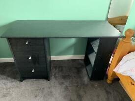 3 drawer office desk for sale