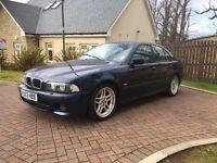*** BMW 530i m sport 2003 swap px car van ***