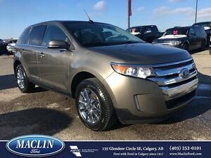 2014 Ford Edge Limited, Nav, Leather, Moonroof