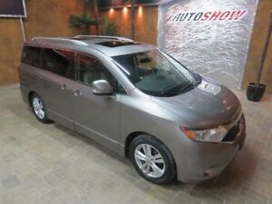 2013 Nissan Quest ** LUXURY .....TOP OF LINE!!! **