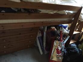 John Lewis Samso Pine Cabin Bed