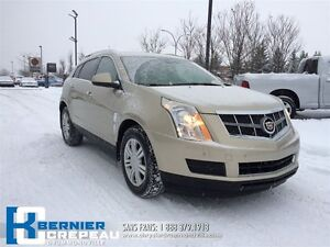 2010 Cadillac SRX Luxury Collection **AWD, CUIR, TOIT PANO + WOW