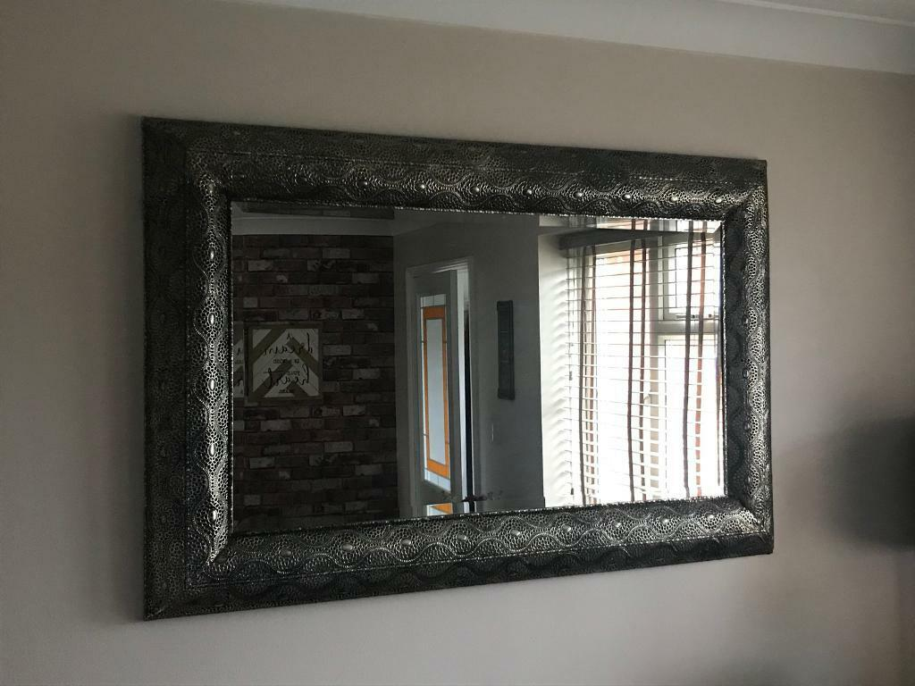 Large Moroccan Mirror