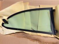 Seat Ibiza Rear Left Window Quarter Light. 2003 - 2008 3Door Model.