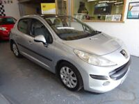 2006 PEUGEOT 207 1.6 SE 5DOOR, HATCHBACK, GLASS ROOF, DRIVES VERY NICE, HPI CLEAR, VERY CLEAN CAR