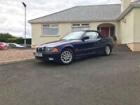 1997 BMW 3 Series 2.8 328i 2dr BMW 328i Convertible