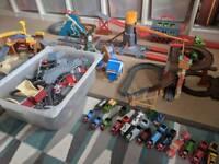 Huge bundle of Thomas and friends train tracks