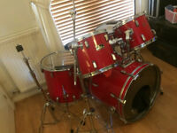Drumkit 5pc Pearl Export