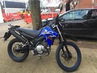 Yamaha XT125R 57 plate