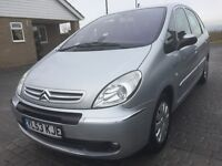 \\\ 53 REG CITROEN PICASSO HDI EXCLUSIVE \\\ DIESEL \\\ ONLY £799