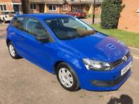 2010 Volkswagen Polo 1.2 S 3dr (09 - 13) - Blue - Clean Car - Low Mileage