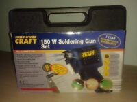POWERCRAFT 150W SOLDERING GUN