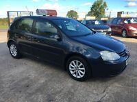 Late 2007 Volkswagen Golf 1.9 TDI Match 5 Door **New Clutch, Flywheel** (astra,leon,focus)