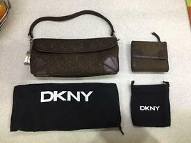 DKNY Bag & Purse (real leather)