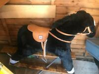 Rocking horse like new