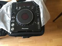 Pioneer CDj 1000 mk3 brand new unused
