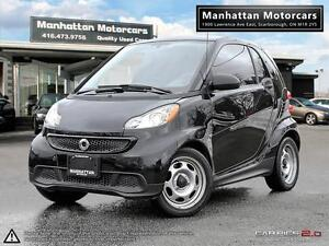 2013 SMART FORTWO PASSION  ONLY 34,000KM FUEL EFFICIENT 1 OWNER
