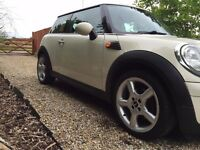 MINI COOPER D 1.6 HATCH. FULL BMW SERVICE HISTORY, RECENT SERVICE AND MOT