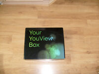 Youview box talk talk (370t model) only unboxed to test