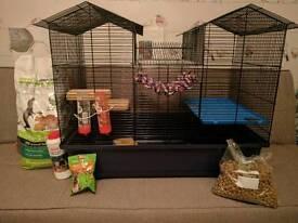 Rodent/Rat/Gerbil cage