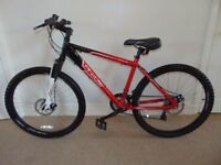 "Aluminium Apollo Phaze 17"" Hardtail Mountain Bike"