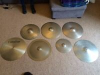 Cymbal Clear Out. See Description for Info.